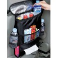 Car Cooler Bag on back of seat