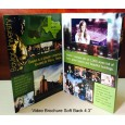 4.3 inch Video Book with 4 Color Process Imprint